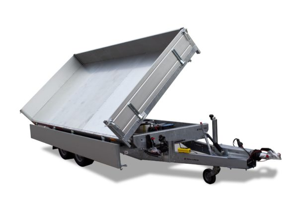 TEMARED TIPPER 3617/2 THREE-WAY TIPPING