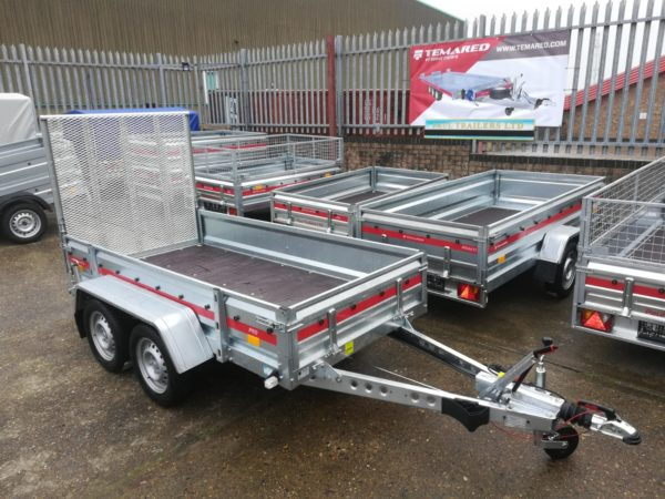 TEMARED 2612/2 PRO BREAK FULL LOADING RAMP